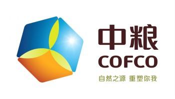 中粮生化logo