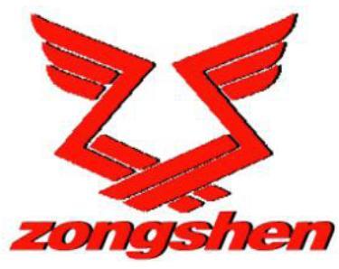 宗申动力logo