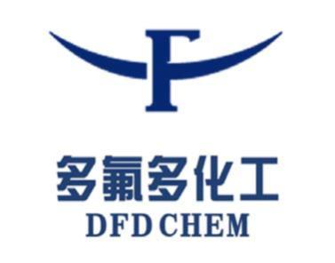 多氟多logo