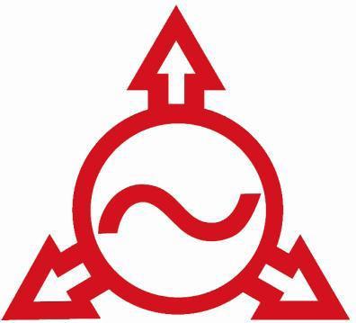 大连电瓷logo