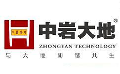 中巖大地logo