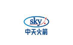中天火箭logo