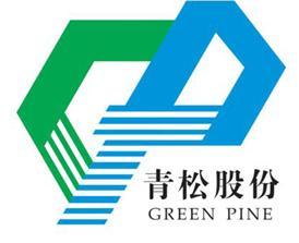 青松股份logo