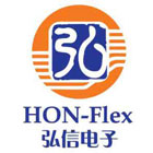 弘信电子logo