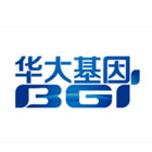 華大基因logo