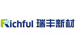 瑞丰新材logo