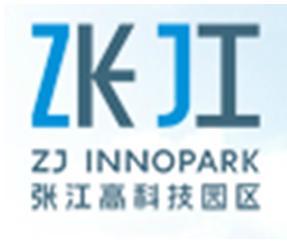 張江高科logo