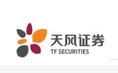 天風證券logo