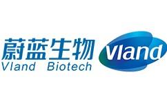 蔚蓝生物logo