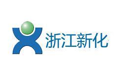 新化股份logo