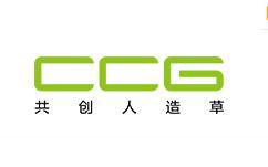 共創草坪logo