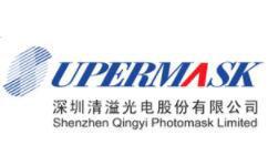 清溢光电logo