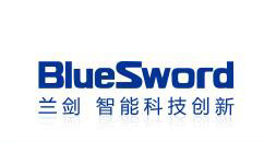 兰剑智能logo