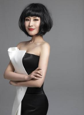 演员王雅捷