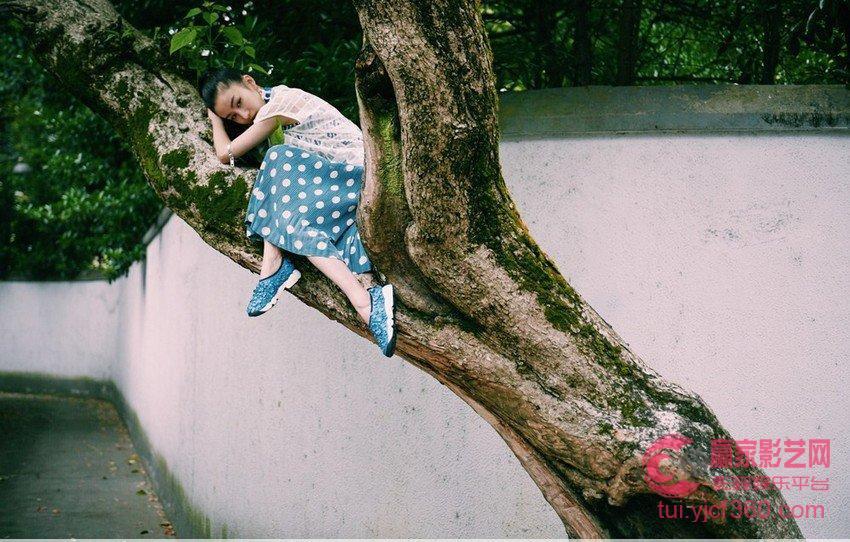 演员陶慧娜私生活照片